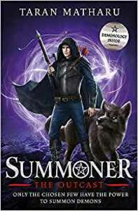 Summoner: The Outcast: Book 4 - Taran Matharu - cover