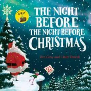 The Night Before the Night Before Christmas - Kes Gray - cover