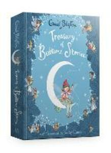 Treasury of Bedtime Stories - Enid Blyton - cover