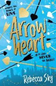 The Love Curse: Arrowheart - Rebecca Sky - cover