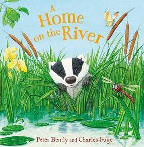 A Home on the River - Peter Bently - cover