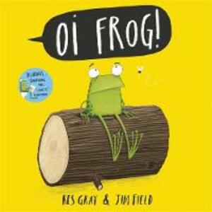 Oi Frog! Big Book - Kes Gray - cover