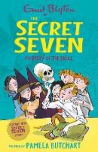 Secret Seven: Mystery of the Skull - Pamela Butchart,Enid Blyton - cover