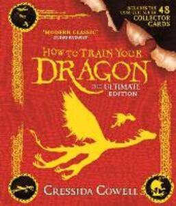 How to Train Your Dragon: Book 1 - Cressida Cowell - cover