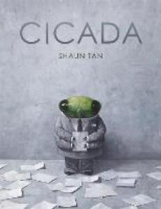 Cicada - Shaun Tan - cover