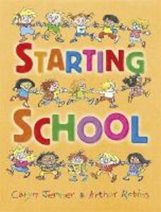 Starting School - Caryn Jenner - cover