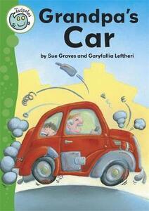 Tadpoles: Grandpa's Car - Sue Graves - cover