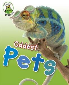 Oddest Pets - Annabelle Lynch - cover