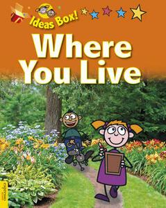 Where You Live - Jillian Powell - cover