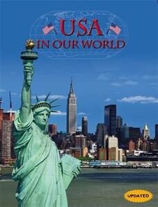 Countries in Our World: USA - Lisa Klobuchar - cover