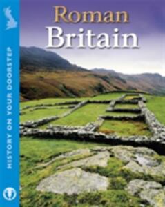 Roman Britain - Alex Woolf - cover
