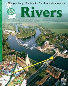 Mapping Britain's Landscape: Rivers - Barbara Taylor - cover