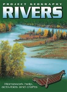 Project Geography: Rivers - Sally Hewitt - cover