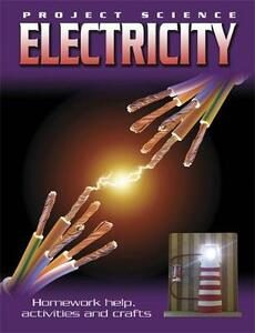 Amazing Science: Electricity - Sally Hewitt - cover