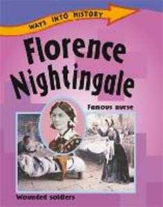 Ways Into History: Florence Nightingale - Sally Hewitt - cover