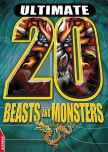 Beasts and Monsters - Tracey Turner - cover