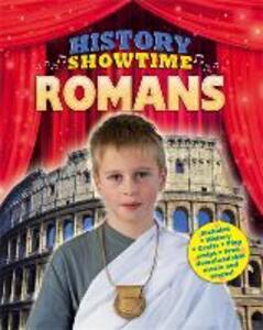 History Showtime: Romans - Liza Phipps,Avril Thompson - cover