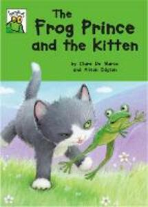 Leapfrog: The Frog Prince and the Kitten - Clare De Marco - cover