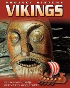 Project History: The Vikings - Sally Hewitt - cover