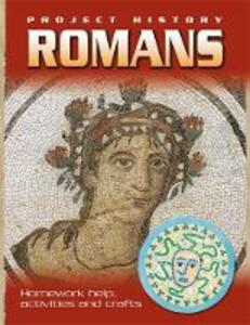Project History: The Romans - Sally Hewitt - cover