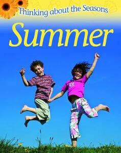 Thinking About the Seasons: Summer - Clare Collinson - cover