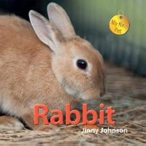 My New Pet: Rabbit - Jinny Johnson - cover