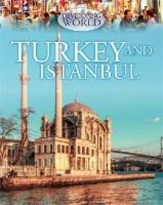 Developing World: Turkey and Istanbul - Philip Steele - cover