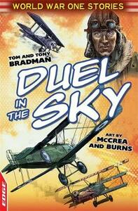 EDGE: World War One Short Stories: Duel In The Sky - Tony Bradman - cover