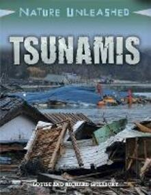 Nature Unleashed: Tsunamis - Louise Spilsbury,Richard Spilsbury - cover