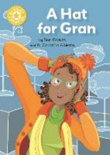 Reading Champion: A Hat for Gran: Independent Reading Yellow 3 - Sue Graves - cover