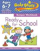 Libro in inglese Gold Stars KS1 Bumper Workbook Age 6-8