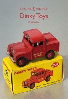 Dinky Toys - David Busfield - cover