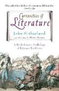 Curiosities of Literature