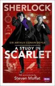Sherlock: A Study in Scarlet
