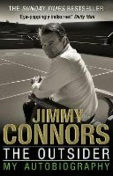 Jimmy Connors Autobiography