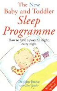 The New Baby & Toddler Sleep Programme
