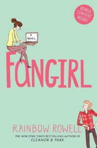 Libro in inglese Fangirl  - Rainbow Rowell