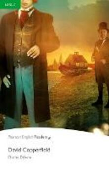 Level 3: David Copperfield Book and MP3 Pack: Industrial Ecology - Charles Dickens,William Harris - cover