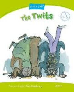 Libro in inglese Level 4: The Twits Roald Dahl