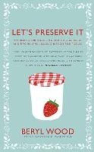 Let's Preserve It