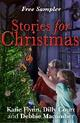 Stories for Christmas: Free heart-warming festive tasters from three bestselling authors