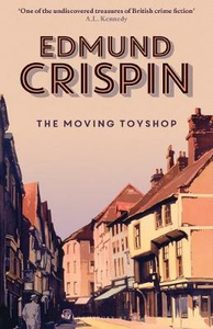 Libro in inglese The Moving Toyshop  - Edmund Crispin