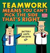 Libro in inglese Teamwork Means You Can't Pick the Side That's Right Scott Adams