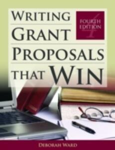 Writing Grant Proposals That Win - Deborah Ward - cover