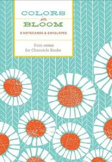 Colors in Bloom Notecards - cover