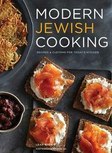 Modern Jewish Cooking - Leah Koenig - cover