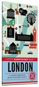Libro in inglese City Scratch-off Map: London: A Sightseeing Scavenger Hunt Christina Henry de Tessan
