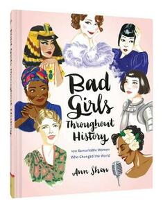 Bad Girls Throughout History - Ann Shen - cover