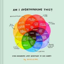 Am I Overthinking This? - Michelle Rial - cover