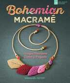 Libro in inglese Bohemian Macrame: Unique Macrame Jewelry Projects Gwenaeel Petiot